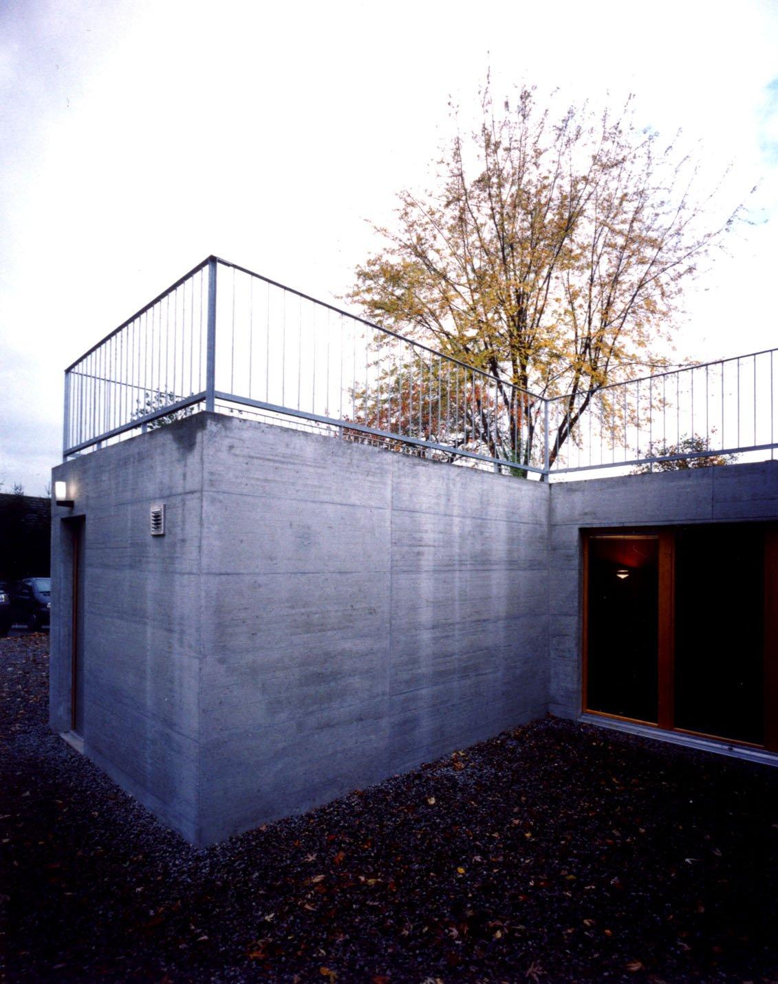 La petite maison : Vue extérieure