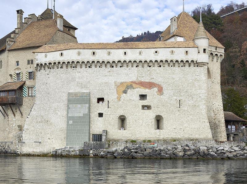 Chillon : Avant 2