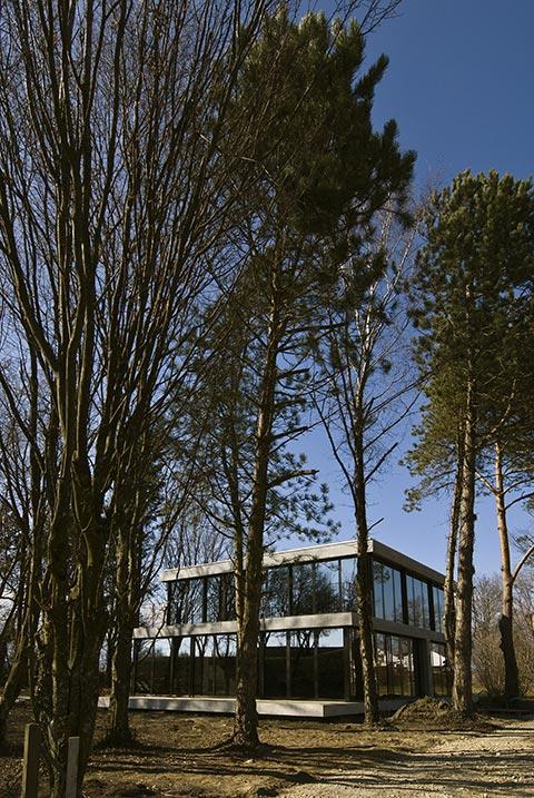 Maison Eco - Vue Extérieure