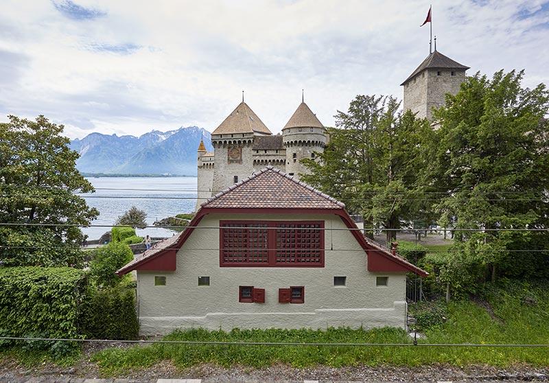 Le bazar du château